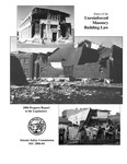 Status of the Unreinforced Masonry Building Law, 2006 Progress Report to the Legislature