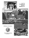 Status of the Unreinforced Masonry Building Law, 2004 Report to the Legislature