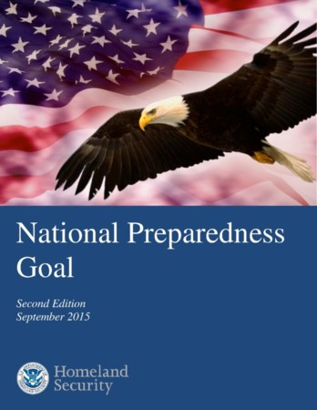 National Preparedness Goal, Second Edition